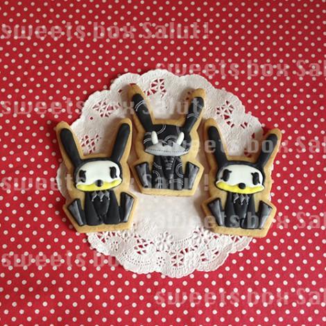 『B.A.P』 マトキのアイシングクッキー1