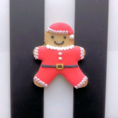 クリスマスなアイシングクッキーたち4