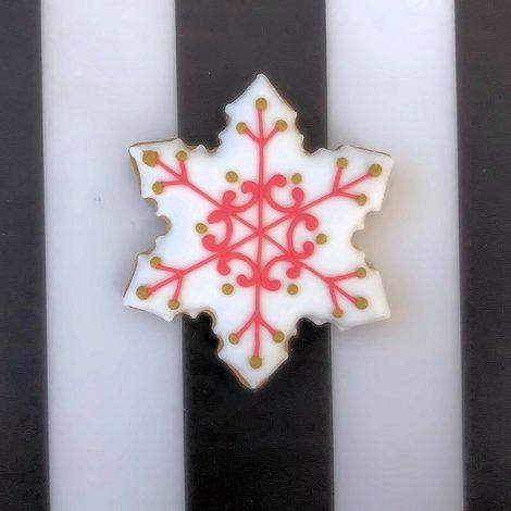 クリスマスなアイシングクッキーたち6