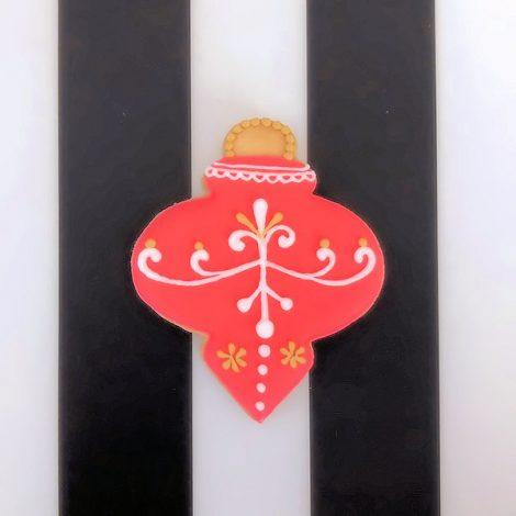 クリスマスなアイシングクッキーたち7