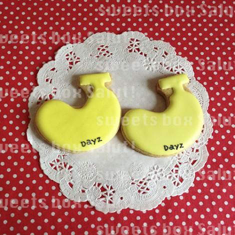 「The Dayz tokyo」展示会用アイシングクッキー