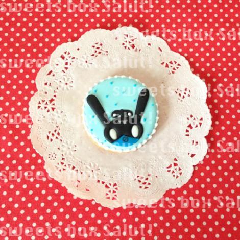 B.A.Pロゴとマトキのアイシングクッキー4