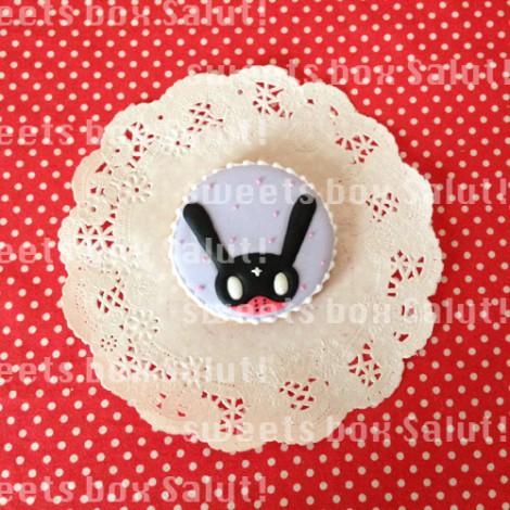 B.A.Pロゴとマトキのアイシングクッキー