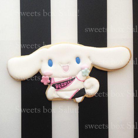 チアシナモンちゃんのアイシングクッキー1