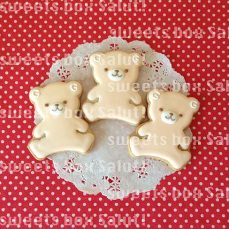ロゴのアイシングクッキー【サイボウズさま】1