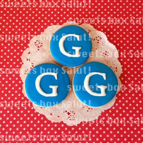 ロゴのアイシングクッキー【サイボウズさま】2