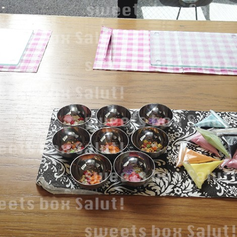 【WS】アイシングクッキーワークショップの様子1