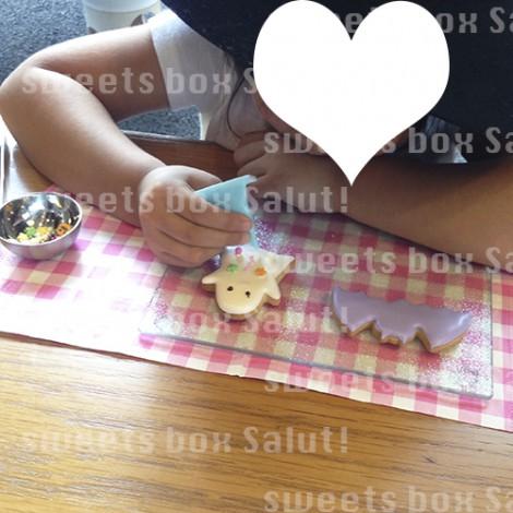 【WS】アイシングクッキーワークショップの様子3