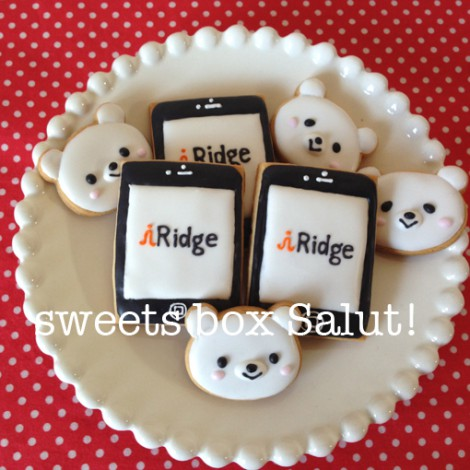 i Ridgeさま新年パーティー用アイシングクッキー