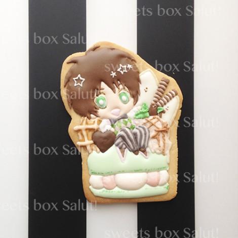 「うたの☆プリンスさまっ♪  」キャラのアイシングクッキー1
