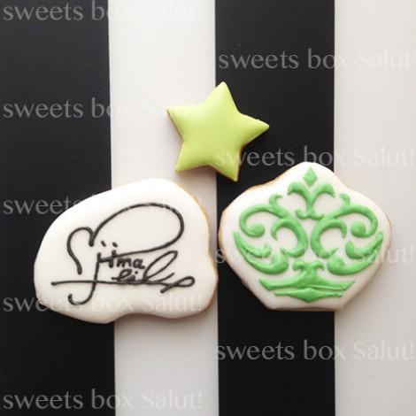 「うたの☆プリンスさまっ♪  」キャラのアイシングクッキー2