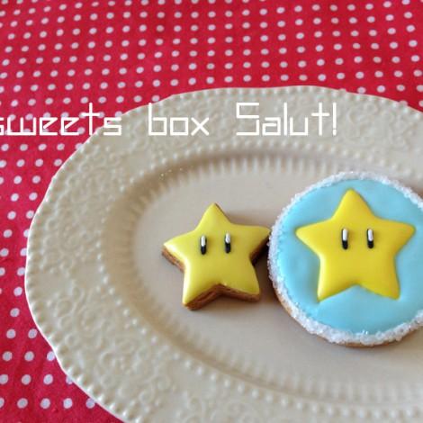 マリオとルイージのアイシングクッキー2