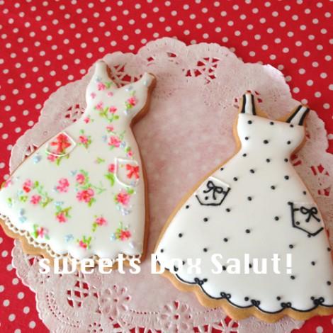 選べる「母の日」のアイシングクッキーと紅茶セット4