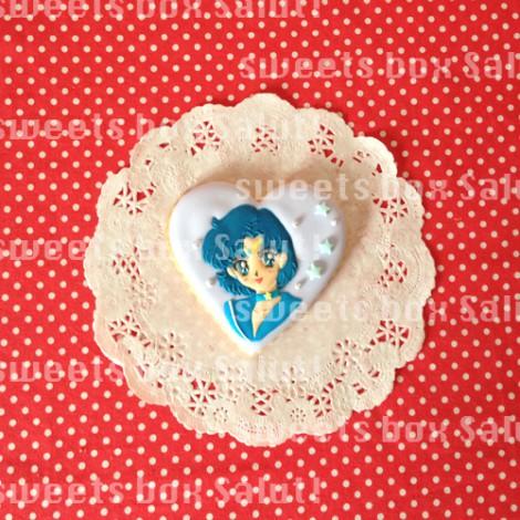 美少女戦士セーラームーンのアイシングクッキー2