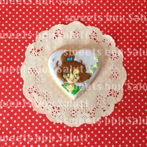 美少女戦士セーラームーンのアイシングクッキー5