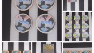みんなの制作実績①プリントアイシングクッキー