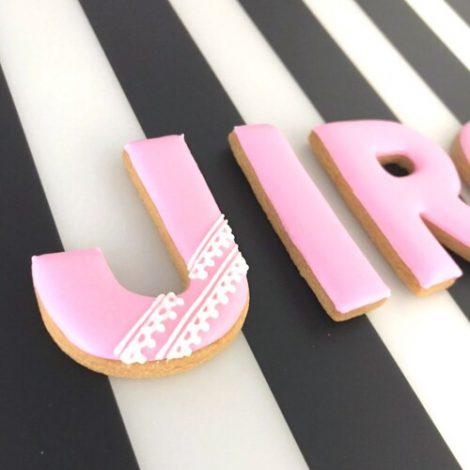 みんなの製作実績③アルファベットアイシングクッキー3