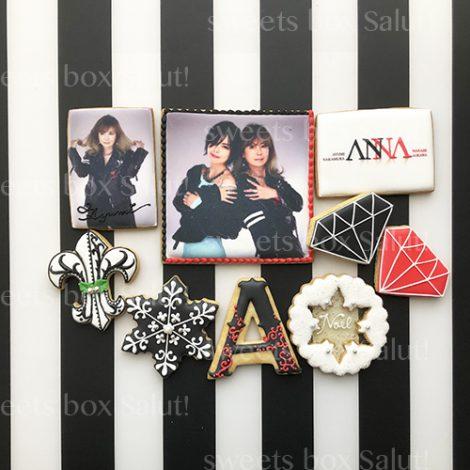 「ANNA」オリジナルアイシングクッキー