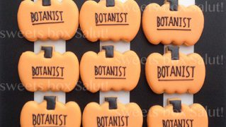 「BOTANIST」オリジナルアイシングクッキー
