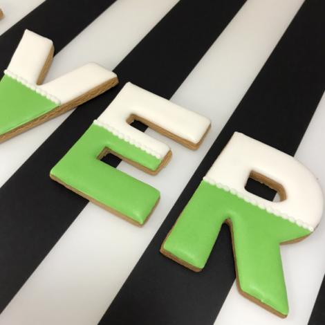 みんなの製作実績①アルファベットアイシングクッキー2