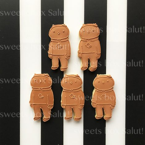 キャラクターアイシングクッキー1