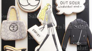 EGOISTさまオーダーアイシングクッキー