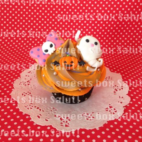 【りぼん】掲載!ハロウィンのカップケーキ1