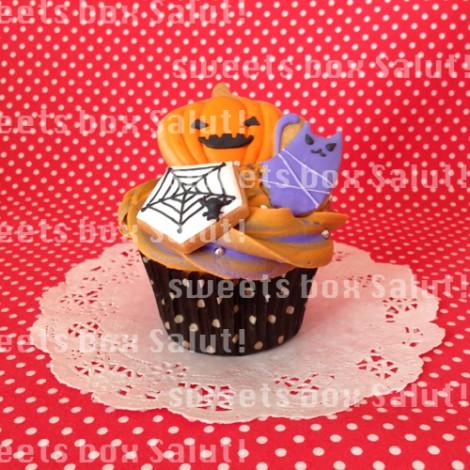 【りぼん】掲載!ハロウィンのカップケーキ3