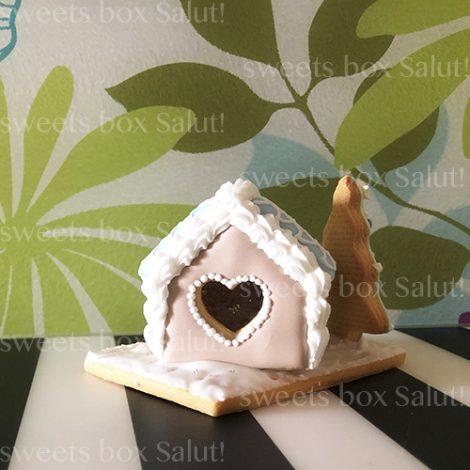 クリスマスアイシングクッキーヘクセンハウス2