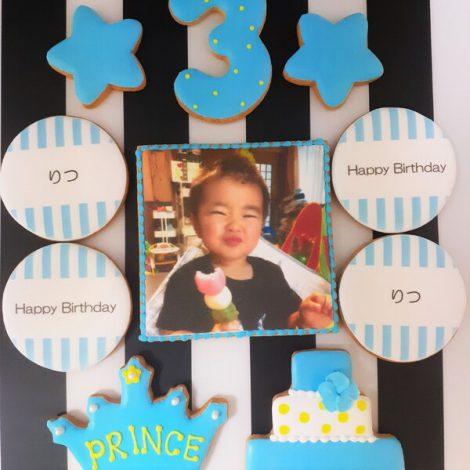 みんなの製作実績⑤誕生日アイシングクッキーセット2