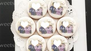 【オーダー】プリントアイシングクッキー