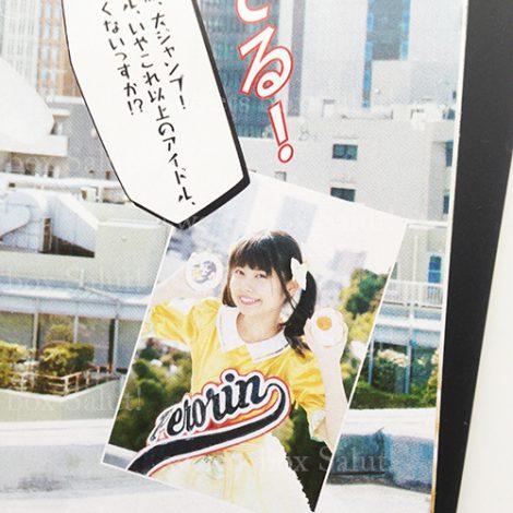 【ヤンマガ2017年No.24】掲載!キャラアイシングクッキー&プリントアイシングクッキー6