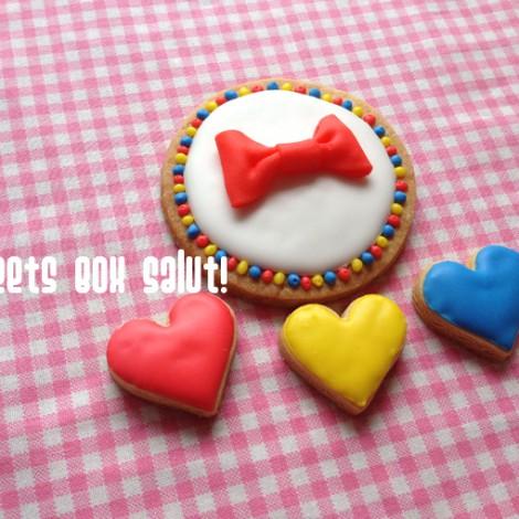 白雪姫のアイシングクッキー1
