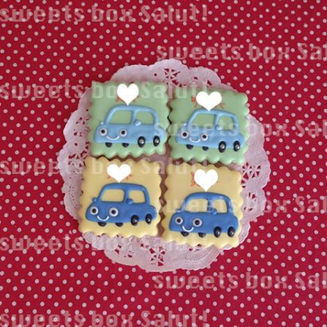 内祝いとリラックマの端午の節句アイシングクッキー2