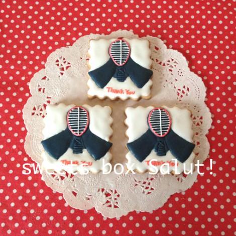 バレンタイン用個性豊かなアイシングクッキー3
