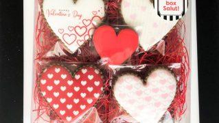 【販売終了】バレンタイン♡ハート♡アイシングクッキーセット2021