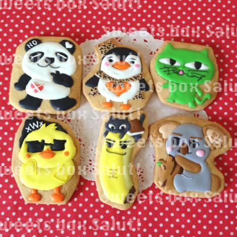 2PM「Ya Zoo」のアイシングクッキー1