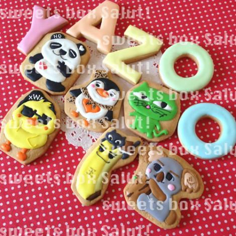 2PM「Ya Zoo」のアイシングクッキー4